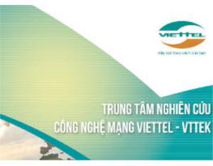 Trung tâm Nghiên cứu Công nghệ mạng Viettel (VTTEK) – Tập đoàn Viễn thông Quân đội