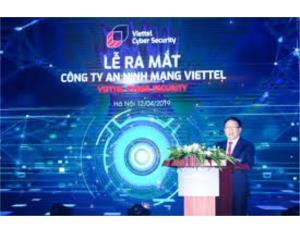 Thành lập Công ty An ninh mạng Viettel