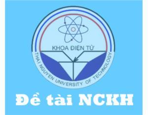 Đề tài NCKH cấp trường năm 2007