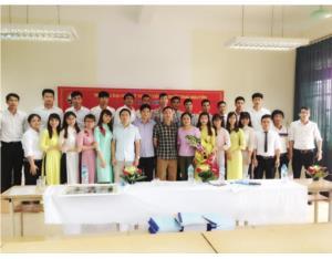 Bài phát biểu trong buổi Lễ bảo vệ đồ án tốt nghiệp - SV Nguyễn Thị Huyền K48DVT