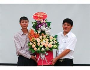 NCS Trần Anh Thắng bảo vệ thành công luận án tiến sĩ cấp Học viện