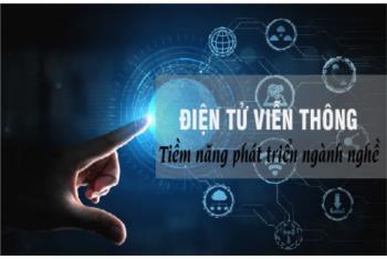 Vai trò của Điện tử Viễn thông trong kỷ nguyên số