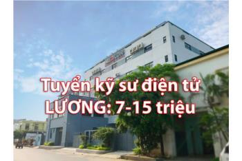 Công ty TNHH MEDICON chuyên sản xuất Thiết bị y tế tuyển dụng