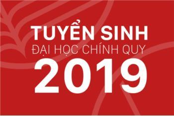 Thông tin tuyển sinh Khoa Điện tử 2019