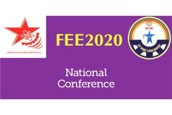 """Thông báo số 2 Hội thảo quốc gia """"Ứng dụng công nghệ cao vào thực tiễn - 60 năm phát triển Viện KH-CN quân sự"""" FEE2020"""
